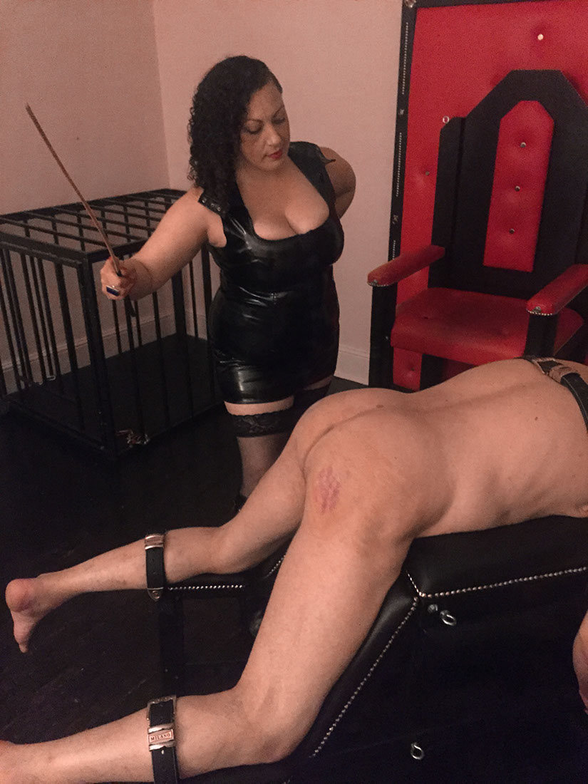 Sexy Breakfast dungeon domination She very
